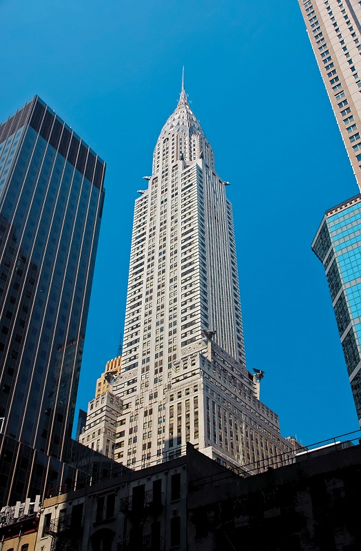 Chrysler Building - 5 giorni a New York