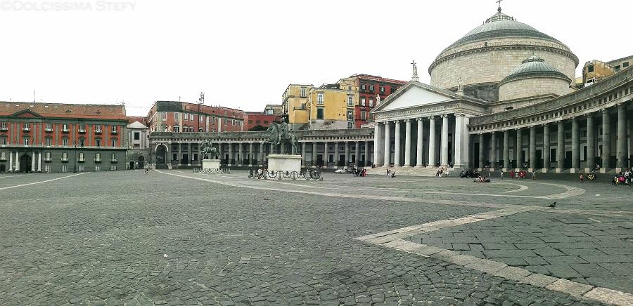 il mio viaggio a Napoli - Dolcissima Stefy