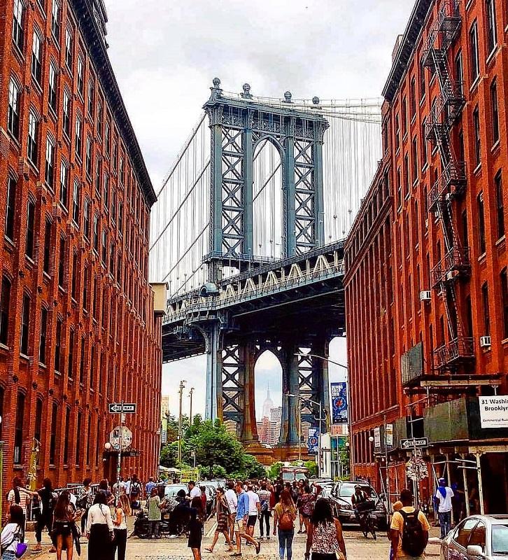 dumbo 5 giorni a New York