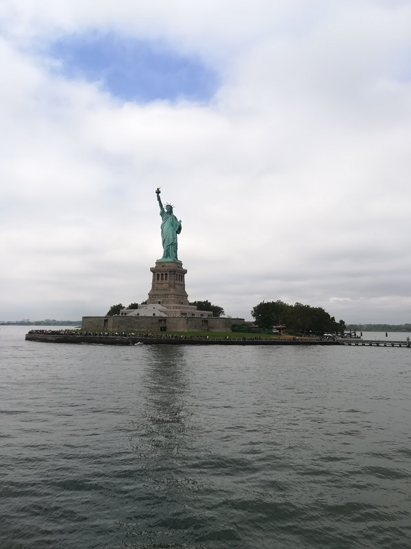 Statua della Libertà - 5 giorni a New York
