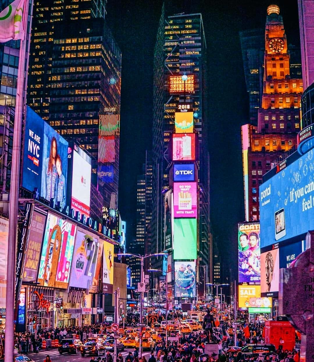 times Square - 5 giorni a new york dolcissima stefy