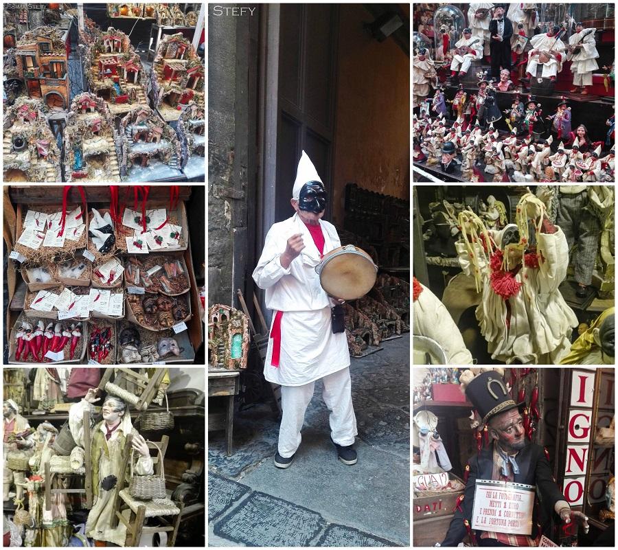 viaggio a Napoli - Dolcissima Stefy
