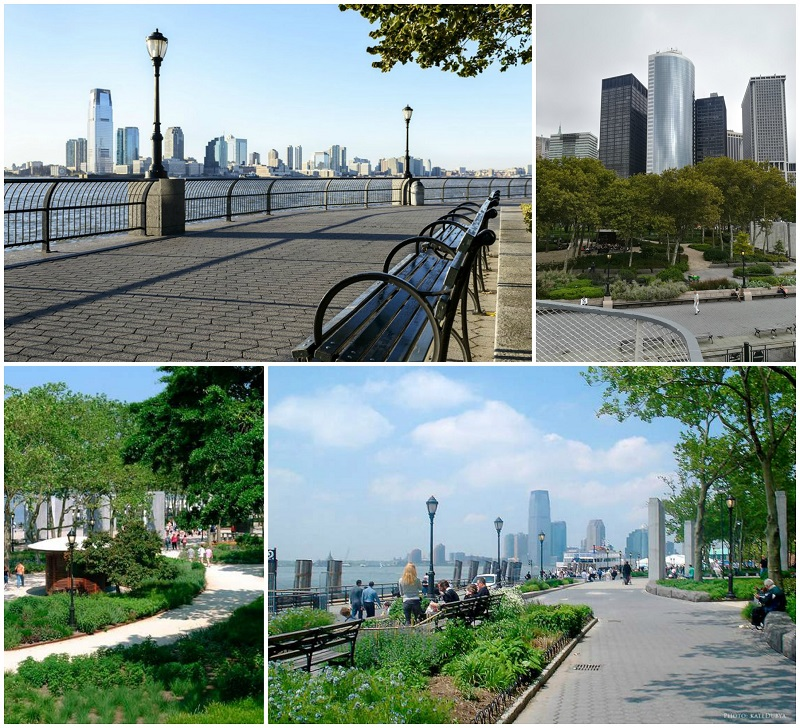 parchi di new york battery park