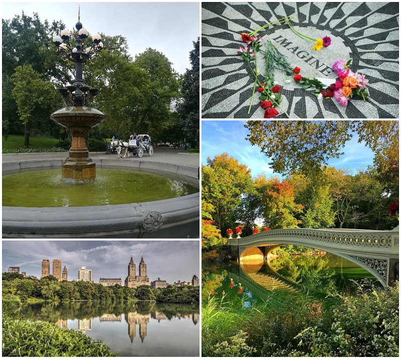 I parchi di New York